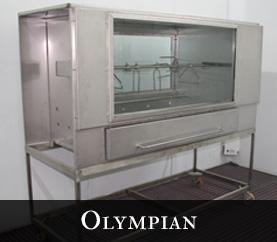 Olympian Hog Roast Machine