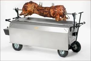 Titan Hog Roast Machine Range 1