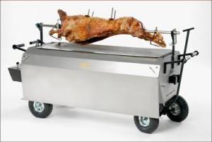 Titan Hog Roast Machine Range 2