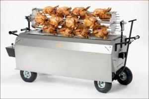 Titan Hog Roast Machine Range 3