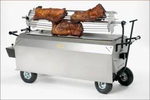 Titan Hog Roast Machine Range 4