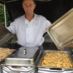 Hog Roast Chef