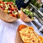 Salad Set Up
