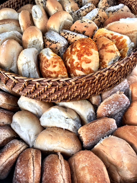 A Variety Of Bread Rolls