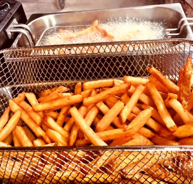 Accompanying Dish - Fries