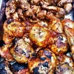 BBQ'd Chicken