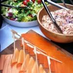Salads And Coleslaw - BBQ Accompaniments
