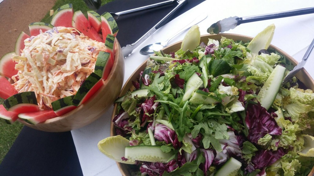 Freshly Prepared Salads