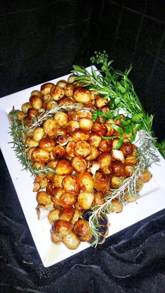 Fluffy Potatoes As A Popular Side Dish