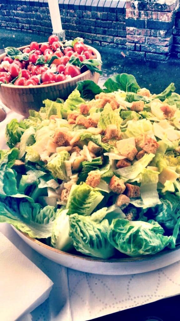 Fresh Crispy Salads