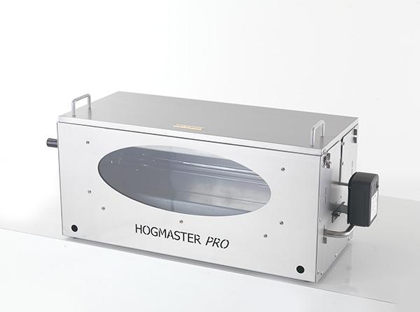 how to make a hog roast machine