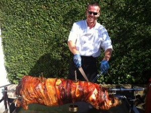 Hog Roast Dorchester