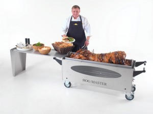 Hogmaster Hog Roast Machine & Table