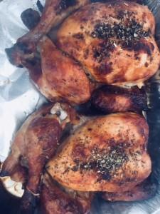 Yorkshire - Chicken