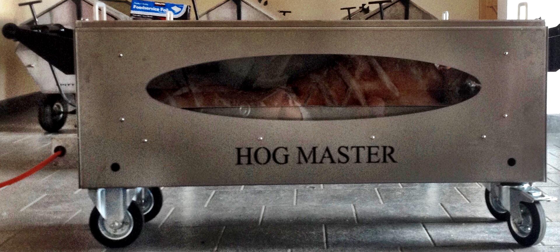 Hogmaster Glass Used Photo