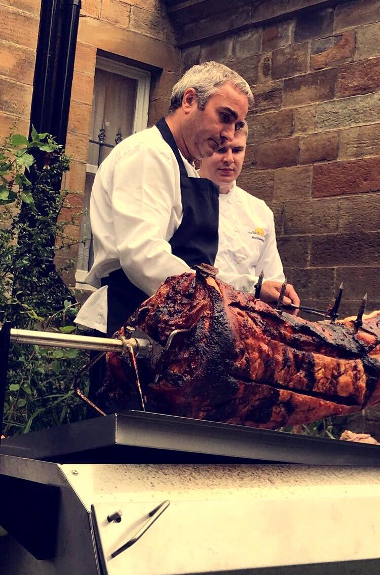 Hog Roast Callington