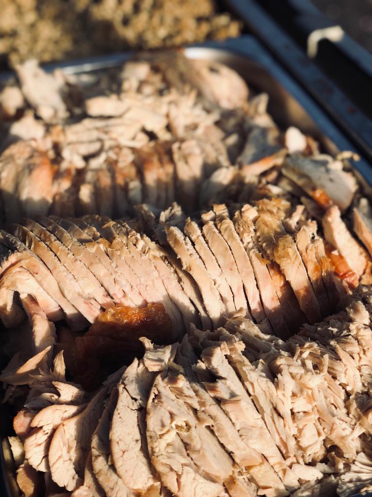 Hog Roast Bakewell