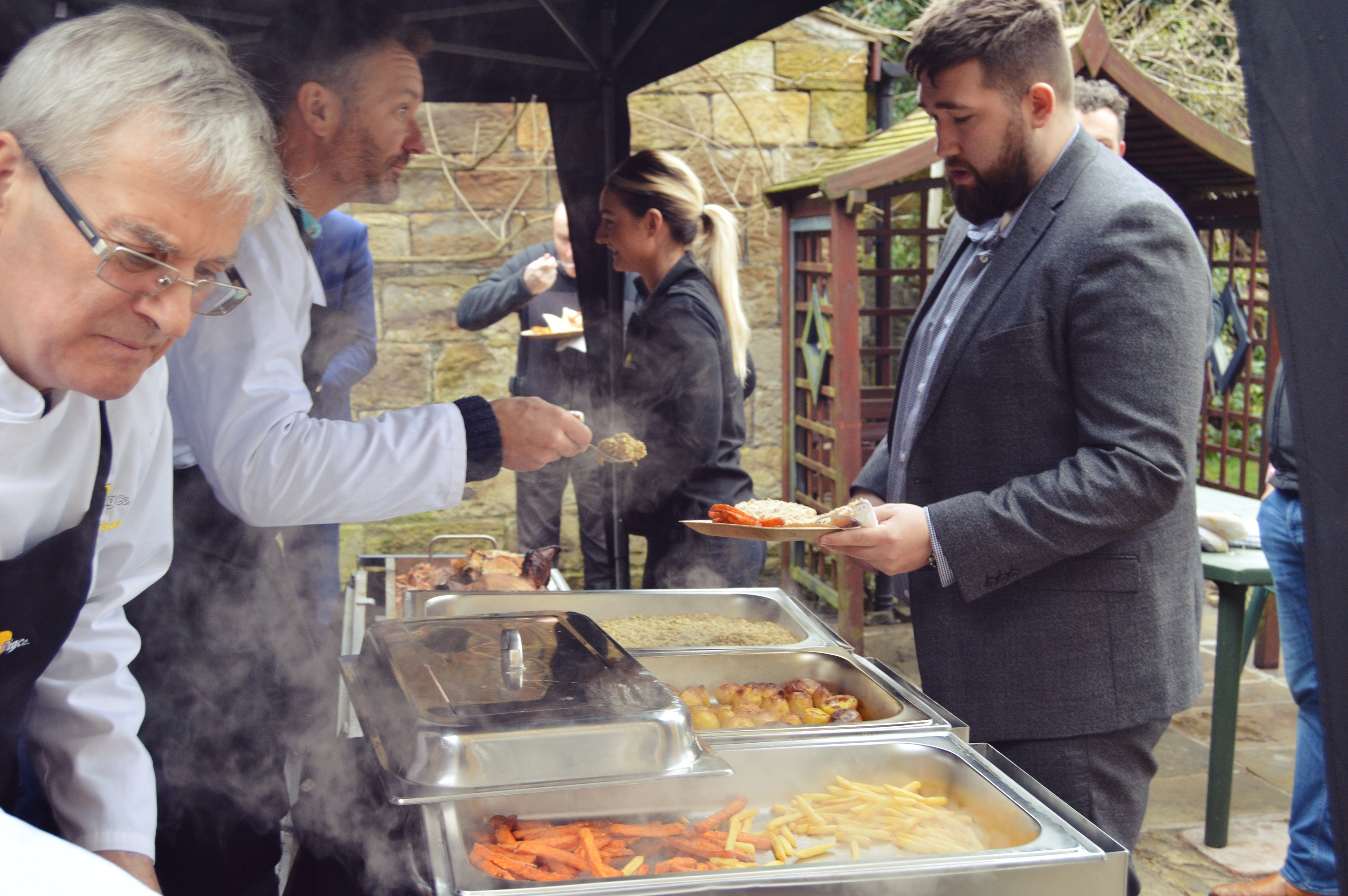 Hog Roast Preston