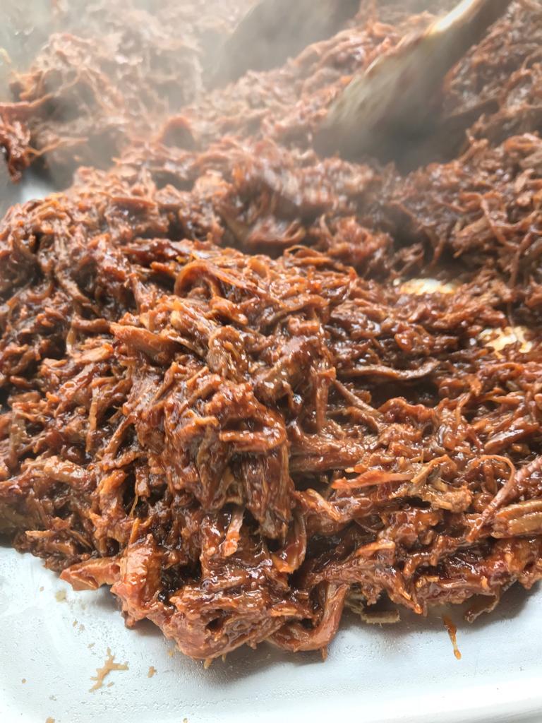 Northamptonshire - BBQ Beef Brisket