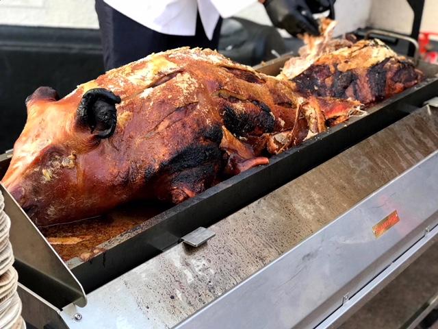 Hog Roast Fishguard