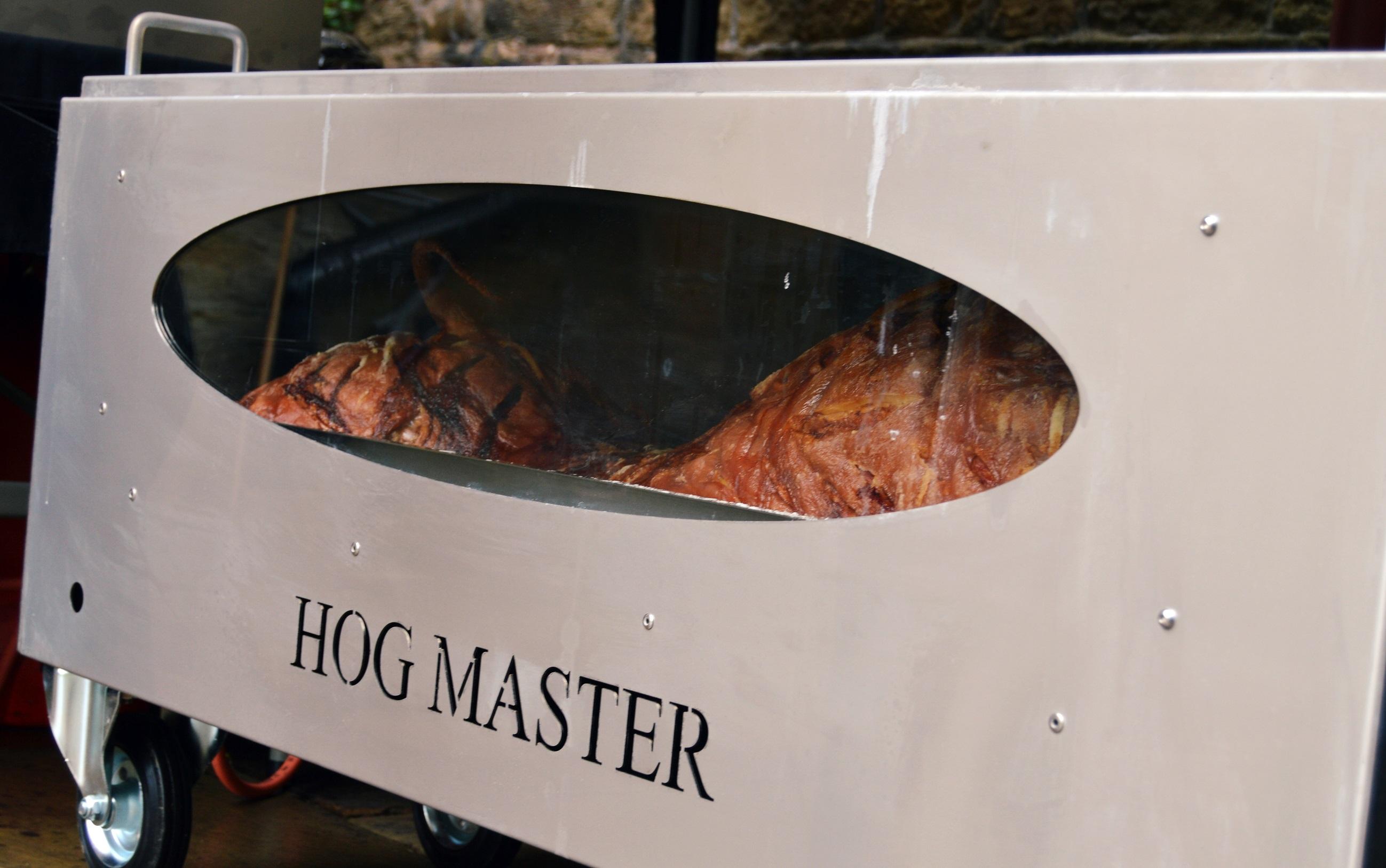 hog roast Sabden